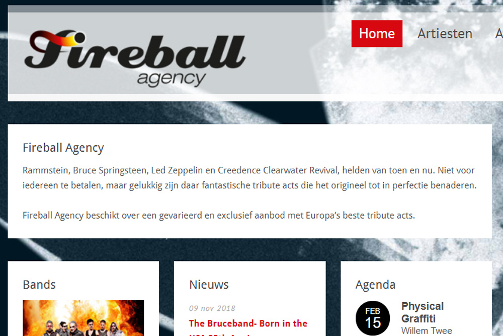 Fireball Agency